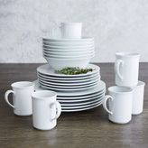 Sur La Table Bistro 24-Piece Dinnerware Set