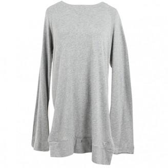 Y-3 Y 3 Grey Cotton Dress for Women