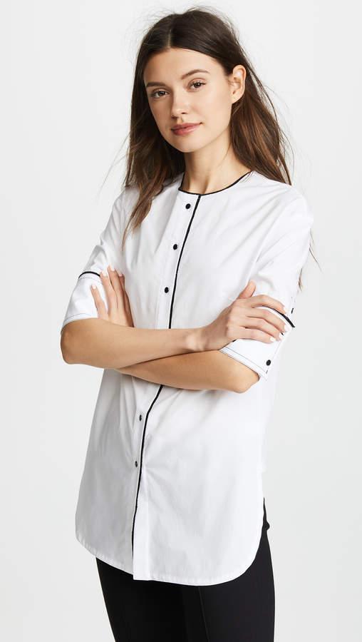 Yigal Azrouel Button Front Shirt
