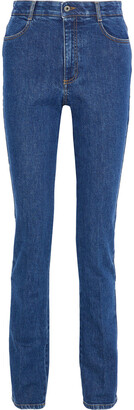 Stella McCartney High-rise Slim-leg Jeans