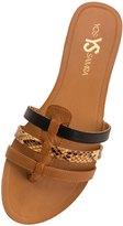 Yosi Samra Corey Patent Leather Sandal 8119303