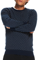 Scotch & Soda Cotton Crewneck Jumper, Combo B