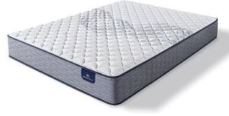 "Serta Perfect Sleeper 11"" Elkins II Firm Innerspring Mattress Mattress Size: California King"