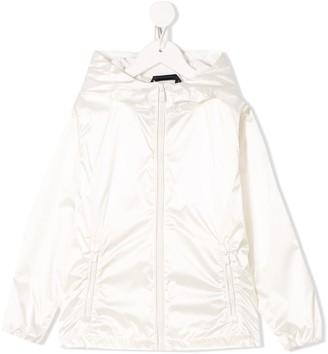 Ciesse Piumini Junior Hooded Zip-Up Jacket