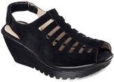 Skechers Cali Parallel Trapezoid Women's Wedge Sandals