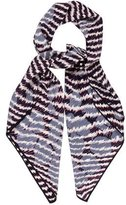 Bottega Veneta Silk Printed Scarf