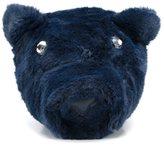 Stella McCartney furry bear backpack