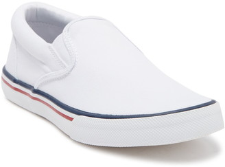 Sperry Striper II Slip-On Nautical Sneaker