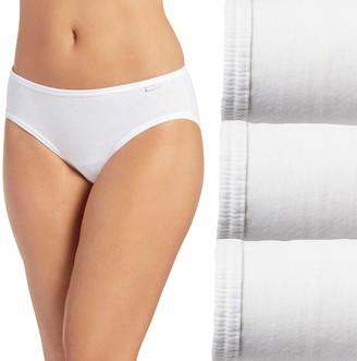 Jockey Plus Size Elance 3-Pack Bikini 1481