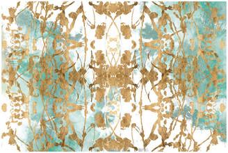 iCanvas Verdant Mirror Ii By Jennifer Goldberger