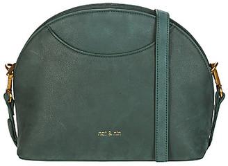Nat & Nin APPOLINE women's Shoulder Bag in Blue