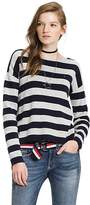 Tommy Hilfiger Striped Crewneck Sweater