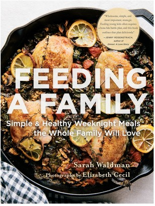 "Penguin Random House ""Feeding a Family"" Cookbook"