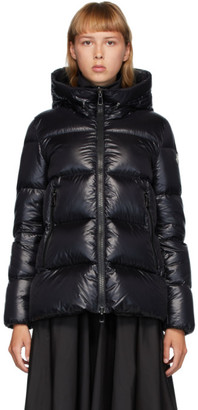 Moncler Black Down Serrite Jacket