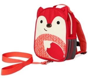 Skip Hop Fox Zoo Harness Mini Backpack