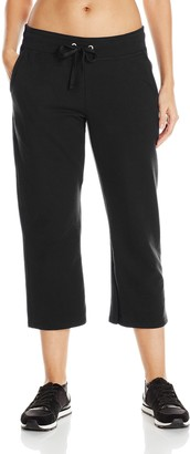 Hanes Women's French Terry Capri