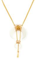 Chan Luu Horn Pendant Necklace