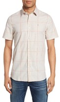 Victorinox Men's Graph Plaid Sport Shirt