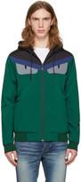 Fendi Reversible Green bag Bug Jacket