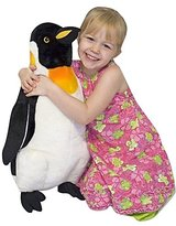 Melissa & Doug Plush Penguin (2' Tall)