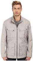 Andrew Marc Bobby - City Rain Tech Four-Pocket Field Jacket