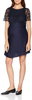 Esprit Women's Dress WVN Mix Nursing ss Night Blue 486, 6