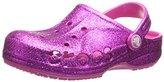 Crocs Kids' Baya Hi-Glitter Clog
