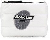 Moncler padded clutch