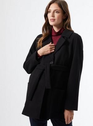 Dorothy Perkins Womens **Dp Maternity Black Wrap Jacket, Black