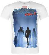Character Mens T Shirt Tee Top Guardians of the Galaxy Cotton Print Short Sleeve