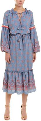 MISA Meike Maxi Dress
