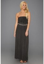 Rip Curl Believer Maxi Dress (Ebony) - Apparel