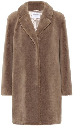 Velvet Trishelle faux fur coat