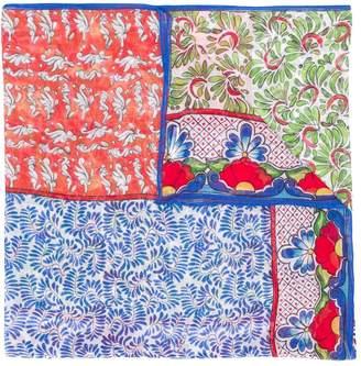 Escada multi-print scarf