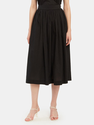 Norse Projects Ottilia Light Weave Midi Skirt