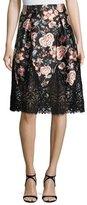 Sachin + Babi Bonnie Floral-Print Full Skirt