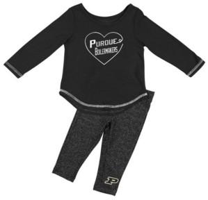 Colosseum Purdue Boilermakers Legging Set, Infants (12 months)