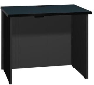 Ironwood Modular Reversible Desk Shell Finish: Maple / Black