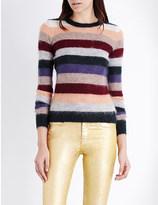 Etoile Isabel Marant Cassy mohair-blend jumper