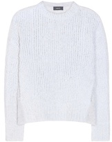 Undercover Cashmere And Wool-blend Knitted Sweater