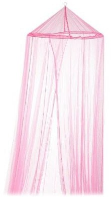 Rudolph Netting Bed Canopy Viv + Rae Color: White