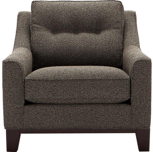 Cindy Crawford Cindy Crawford Home Hadly Gray Chair