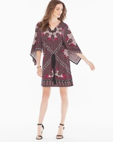 Soma Intimates Kimono-Sleeve Short Dress