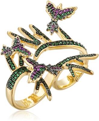 Noir Bahia Ring Size 8