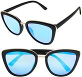 SO® 54mm Cat-Eye Sunglasses