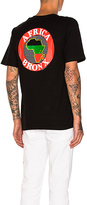 Stussy Africa Bronx Tee in Black. - size S (also in )