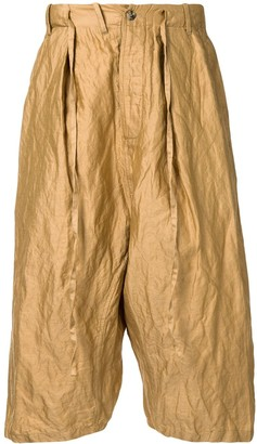 Forme D�expression Tailored Sarouel Pants