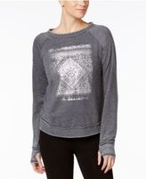 Gaiam Ava Graphic Yoga Sweatshirt