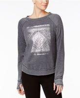Gaiam Ava Graphic Yoga Sweatshirt