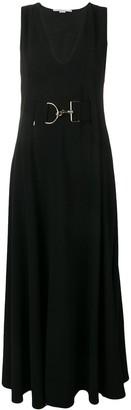 Stella McCartney Belted Maxi Dress